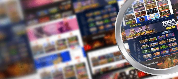 Becoming an Online Casino Master