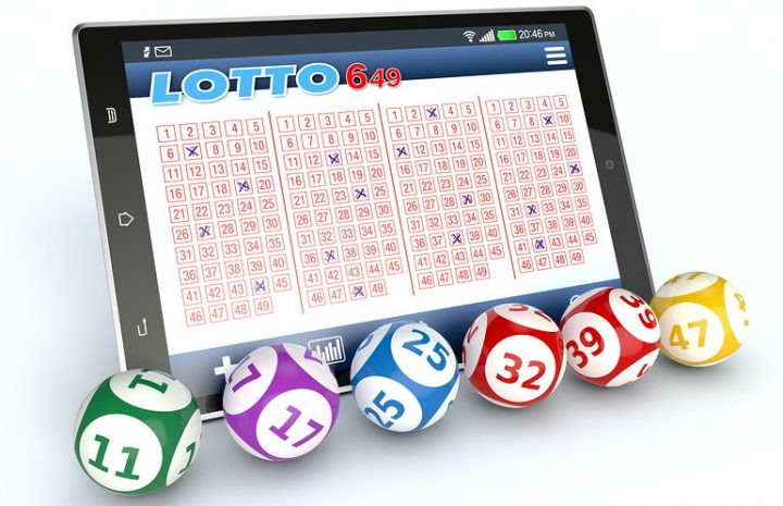 Win the online lottery to fulfill your desire