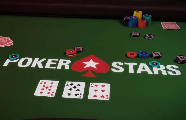 Online Poker Games Can Be Played At Any Place